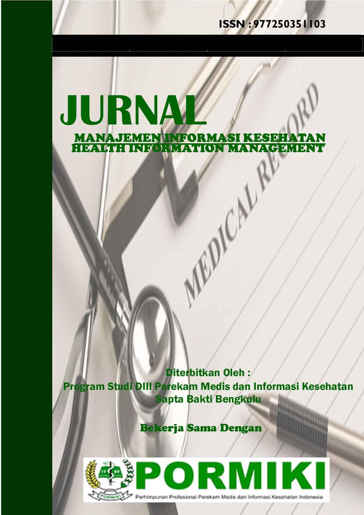 Jurnal Manajemen Informasi Kesehatan (Health Information Management)